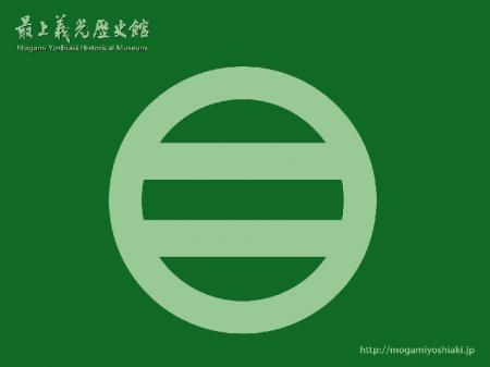 2008/07/09 06:40/【壁紙】家紋 丸に引両(緑バージョン)