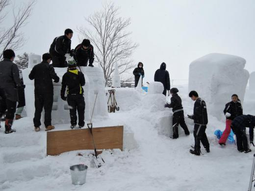 第42回上杉雪灯篭まつり 創作雪像コンテスト参加者募集!【平成30年12月14日まで】/