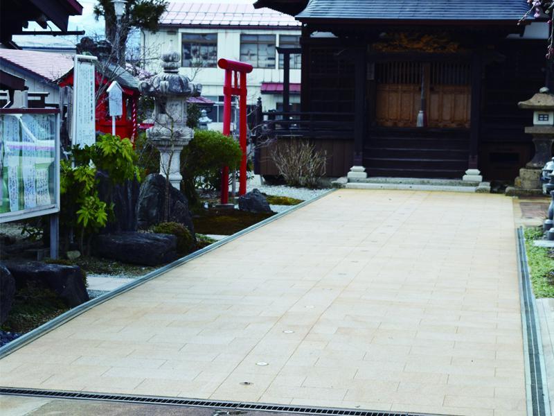 石畳(いしだたみ)