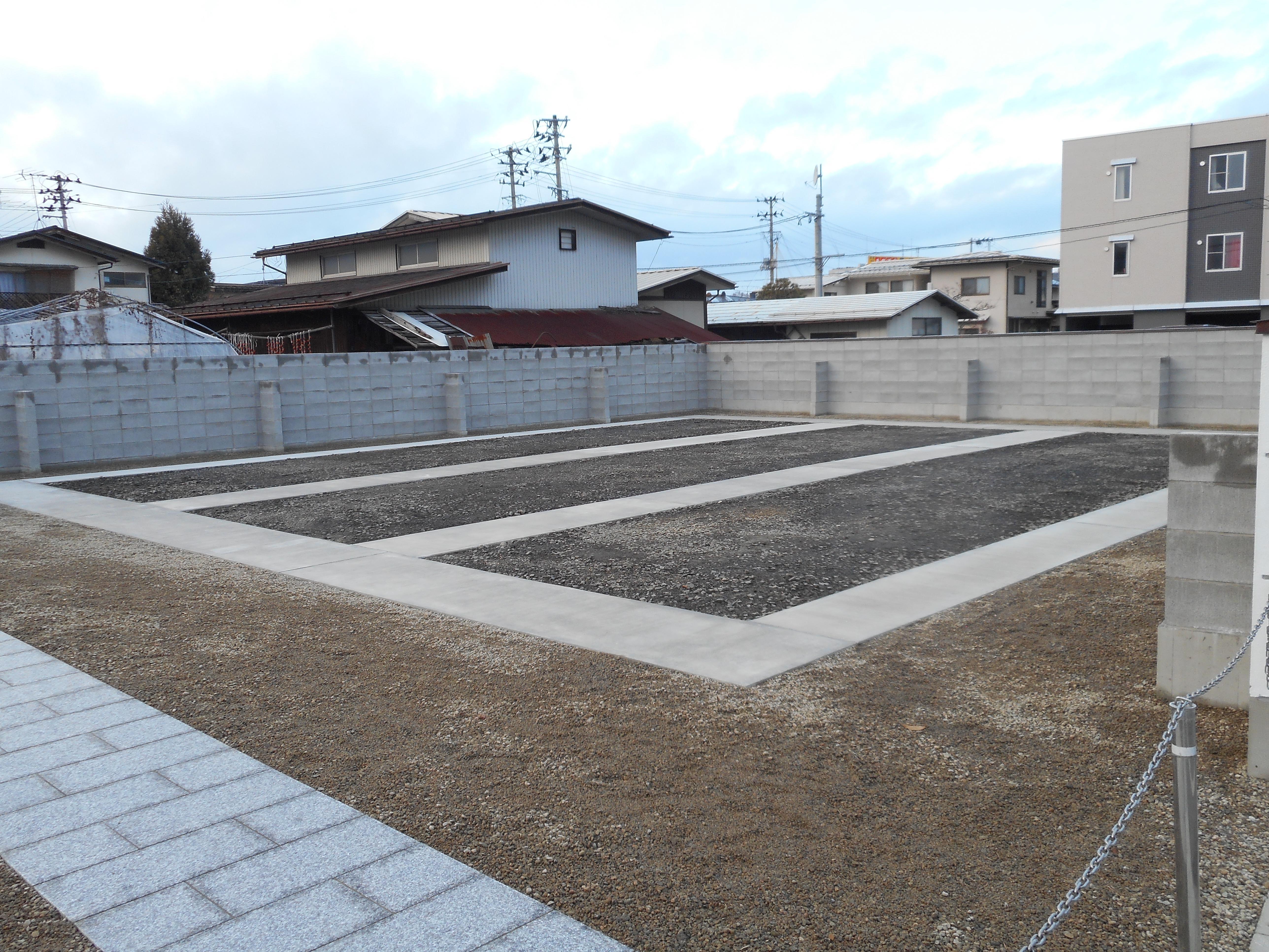 山形市五日町 浄松寺様の永代供養塔が完成いたしました。