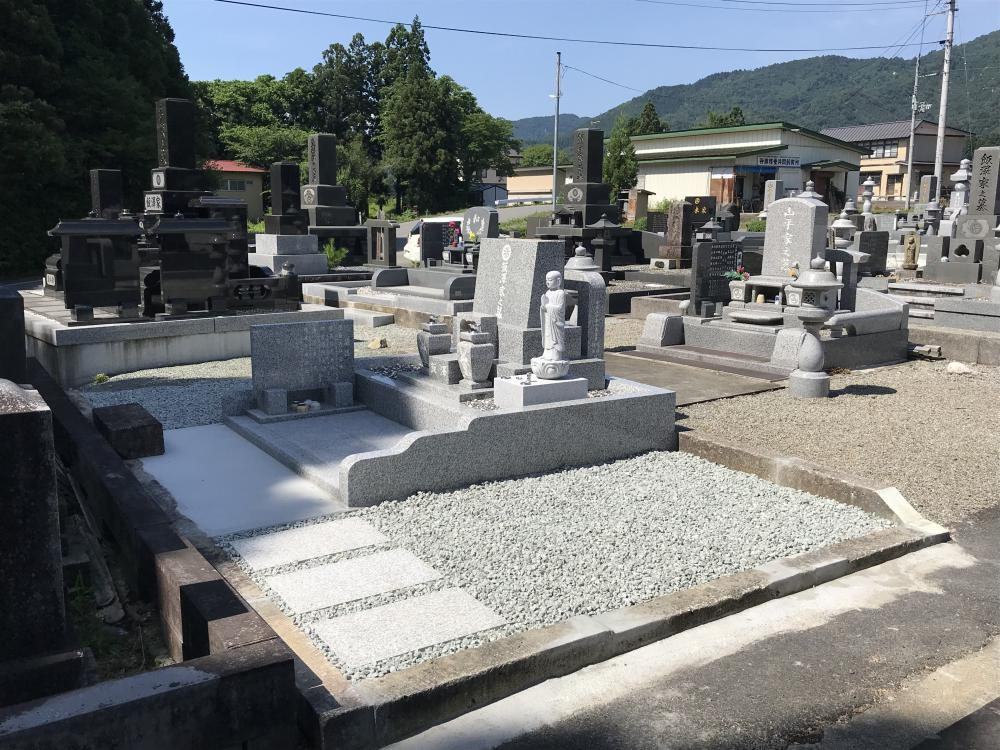 (墓石リフォーム) 長井市ままの上  I様
