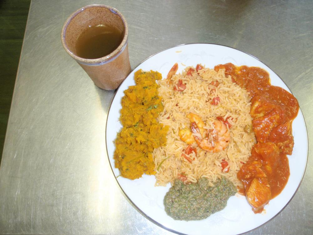 インド料理教室のご案内