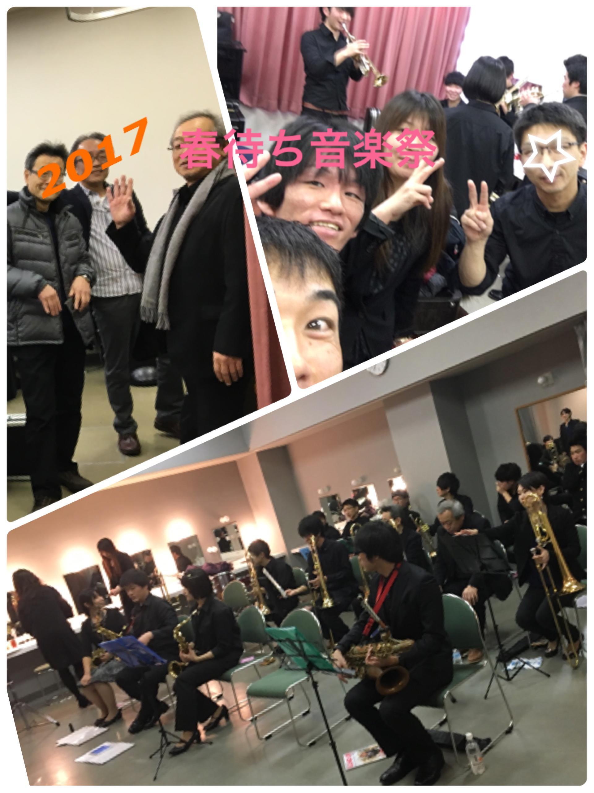 2017.2.26春待ち音楽祭in川西町
