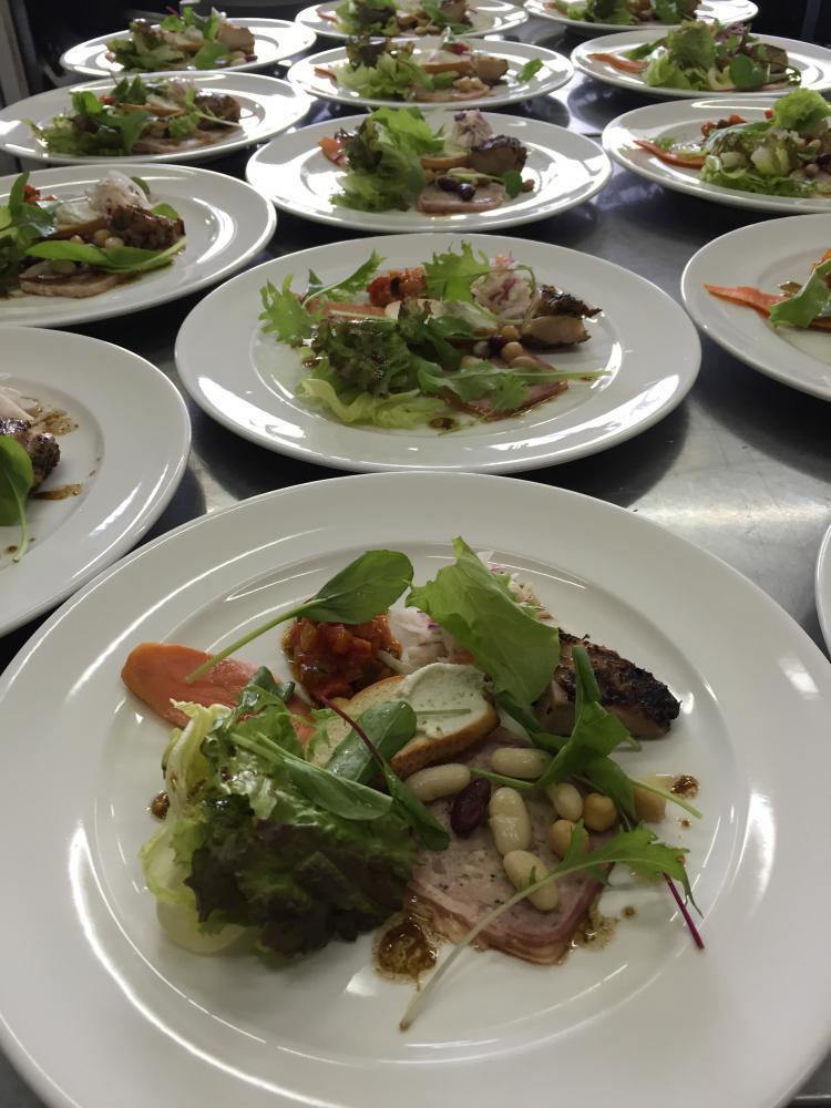 レストランジュアン「4月から今年度の料理教室始まります。」:画像
