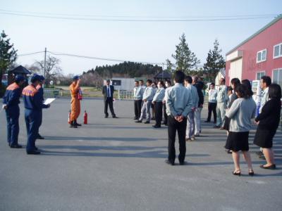 消防訓練!!:画像