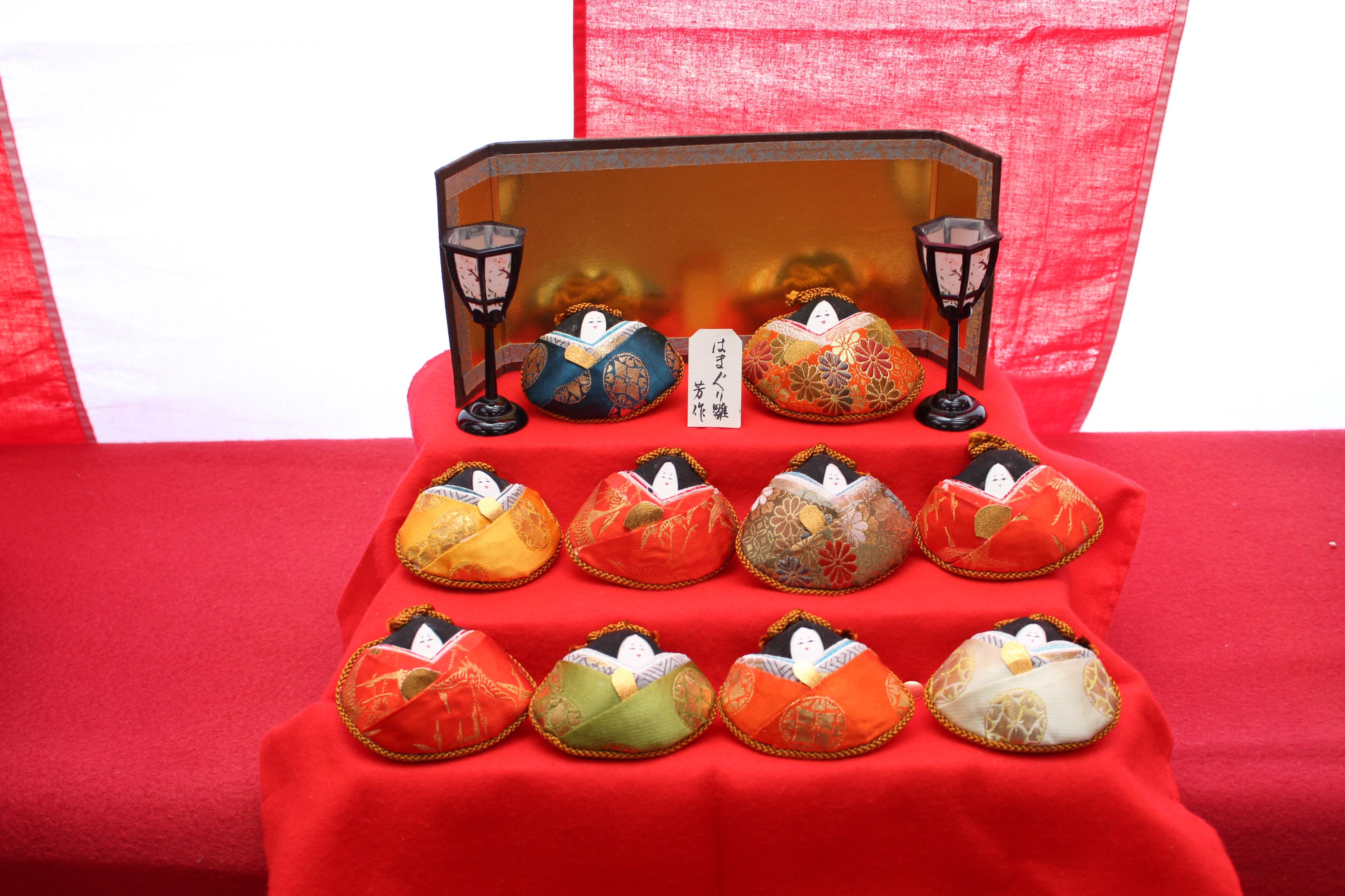 義経弁慶伝説の湯 瀬見温泉春の宴 ひなまつり