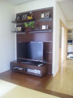 TV置き場