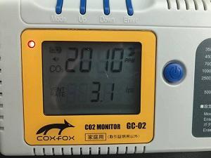 車内エアコンの内気循環/