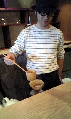 隠れ家的喫茶店/