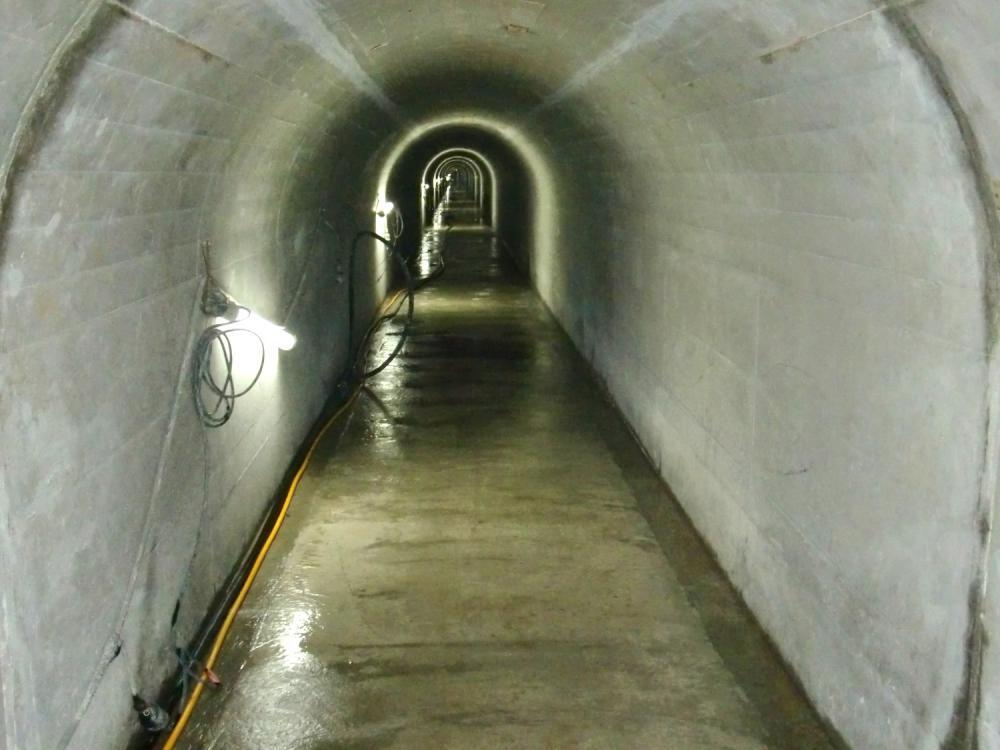 赤松3期地区ため池等整備事業第1工区工事(大蔵村大字赤松地内):画像
