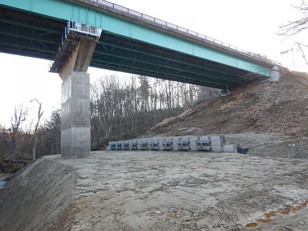 H30−31最上舟形地区橋梁補修補強工事:画像