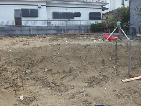 【2×6の家】泉区S様邸新築工事   〜基礎工事編〜:画像