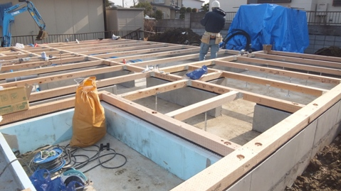 【2×6の家】泉区S様邸新築工事   〜建て方編〜:画像