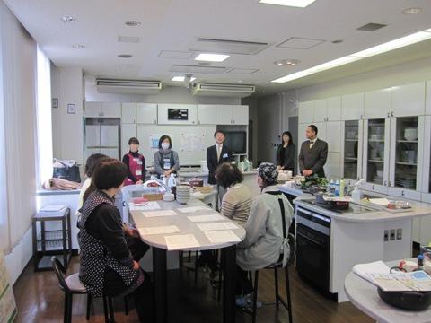 「2月21日(火)最新IHを使ったお料理体験教室を開催しました」:画像
