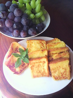 �� French toast !!�פβ���
