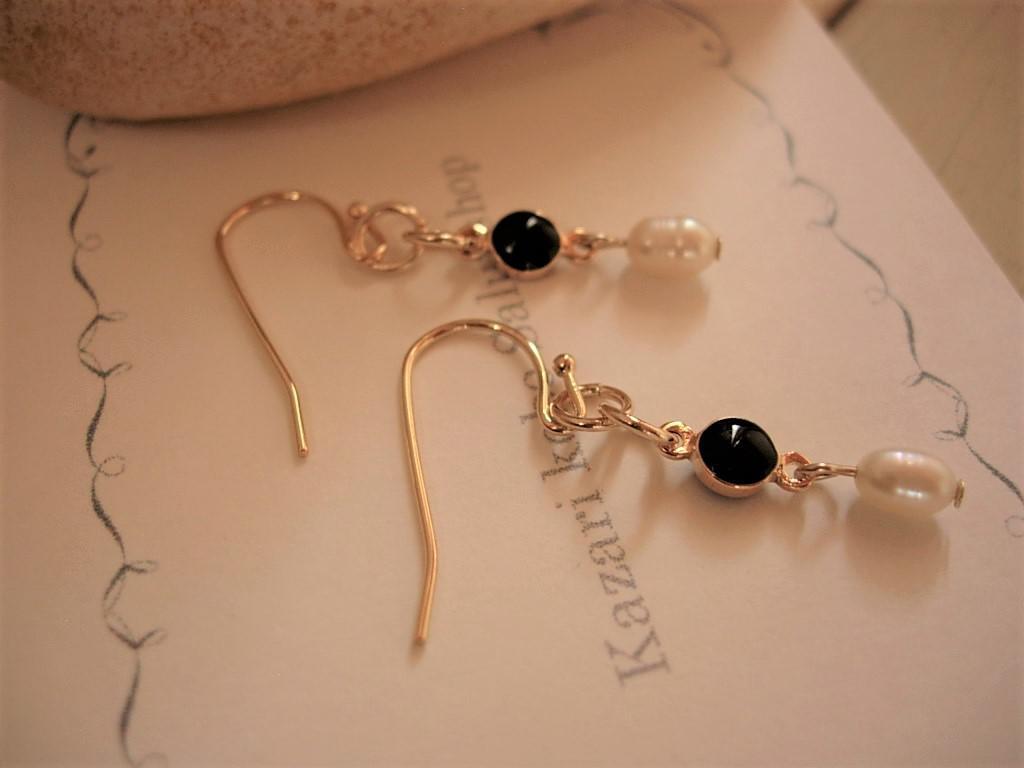 小さな小さな真珠のブレスレット~サリュー