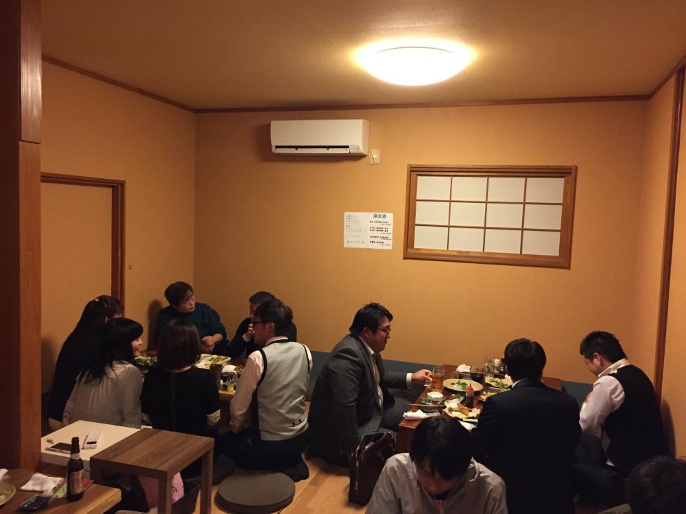 長井 経和会 11月例会 人を惹きつける文章講座