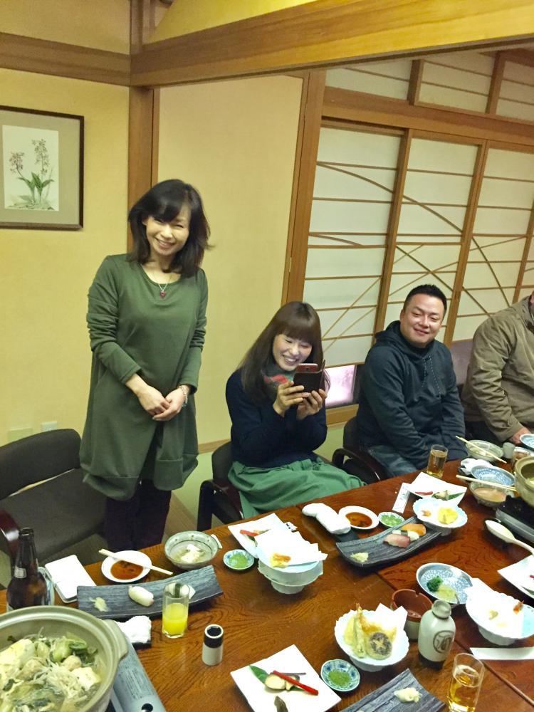 長井 経和会 1月例会 1.24 大新年会