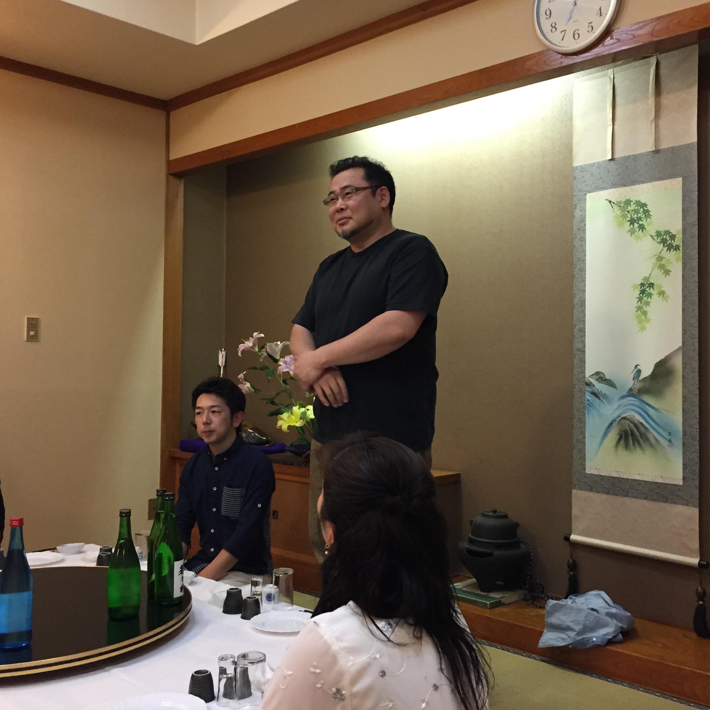 長井経和会 6月例会