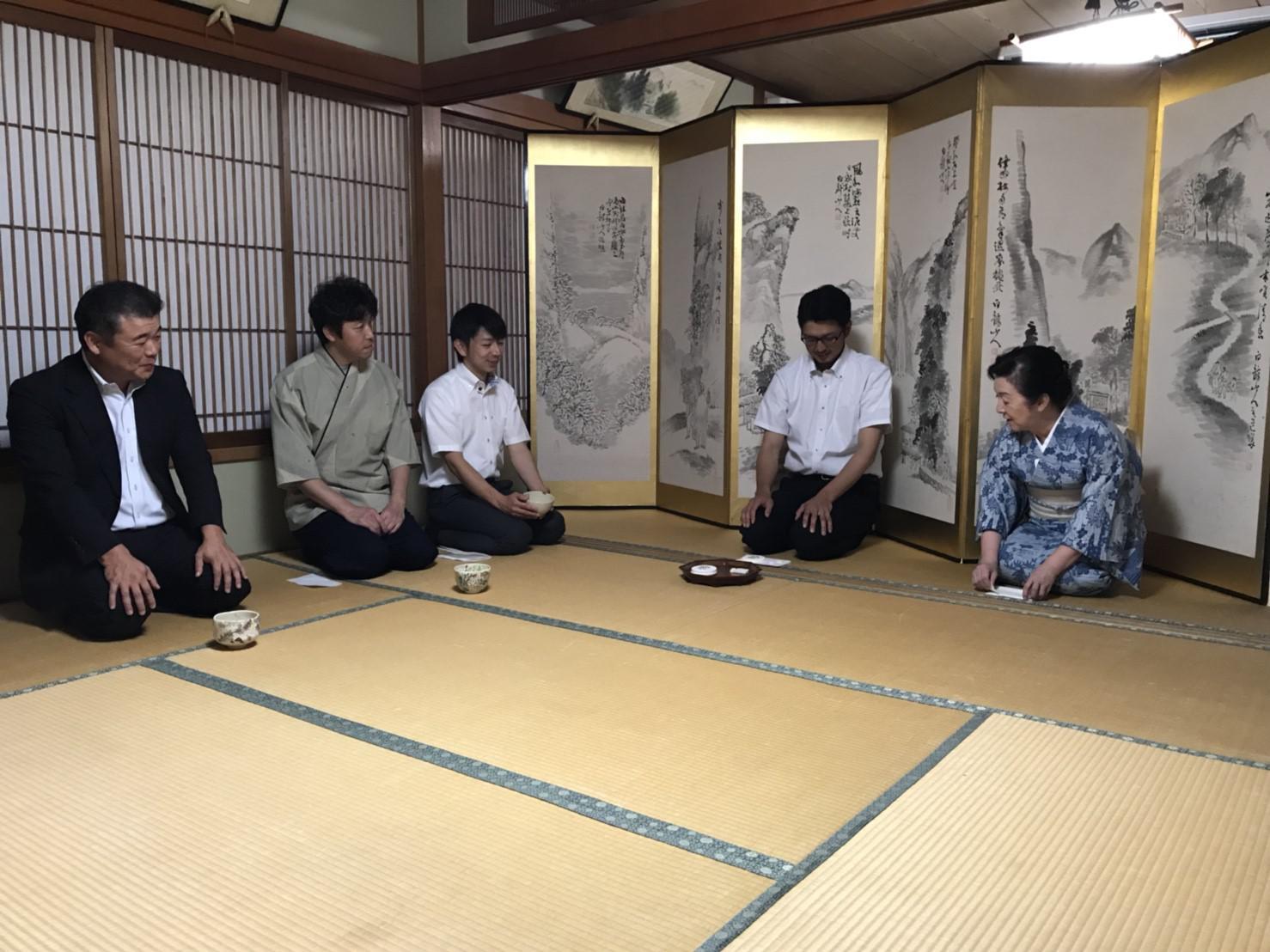 長井経和会 7月例会