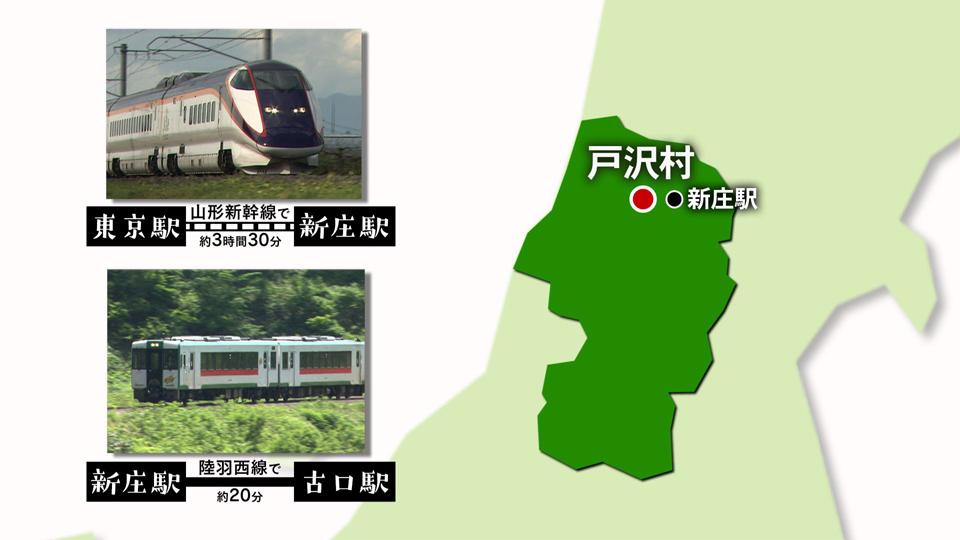 [#1220] ~ Tozawa-mura (Aug four weeks) that takes a trip to nature of Tozawa: Image