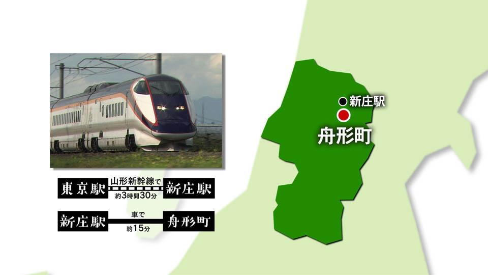 [#1236] (again) yamagatanommaimono ~ Funagata-machi, Oishida-machi (Dec three weeks): Image