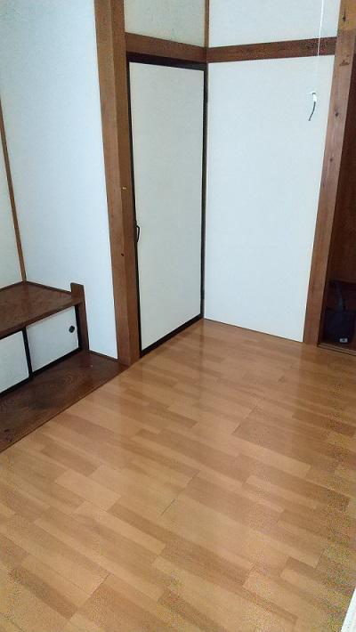和室改装 完成形