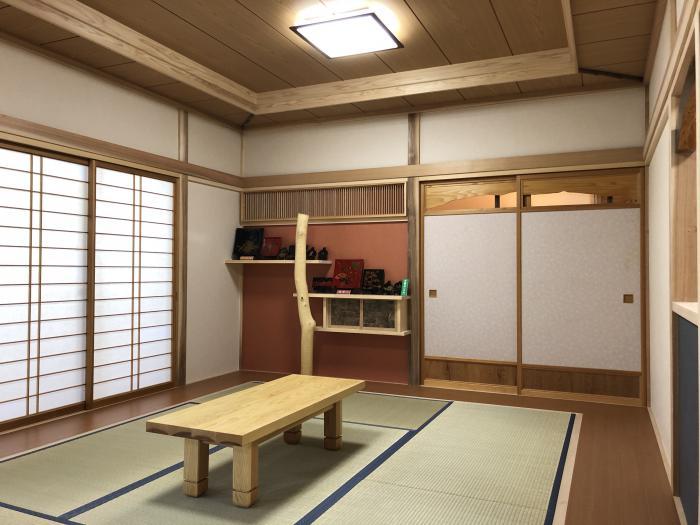和室のデザイン:画像