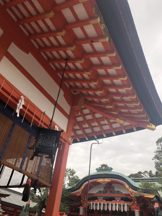 京都出張で建物見学