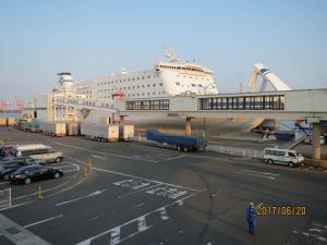 「船の旅(北海道)」の画像
