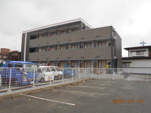 「共同住宅新築工事 No.12」の画像