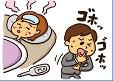 「インフルエンザ予防」の画像