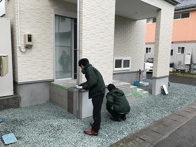 社内完成検査実施中!!/