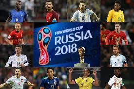 ~サッカー2018ロシアワールドカップ本日開幕~