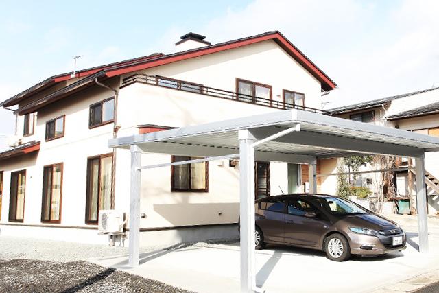 介護を見据えた設計と遮熱+薪ストーブのある家:画像