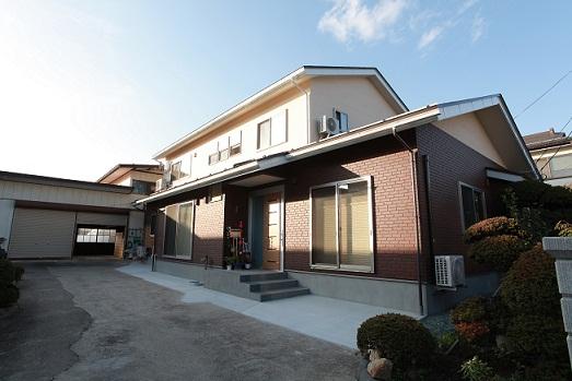 二間続きの和室がある同居型二世帯住宅 / 寒河江市S様邸:画像