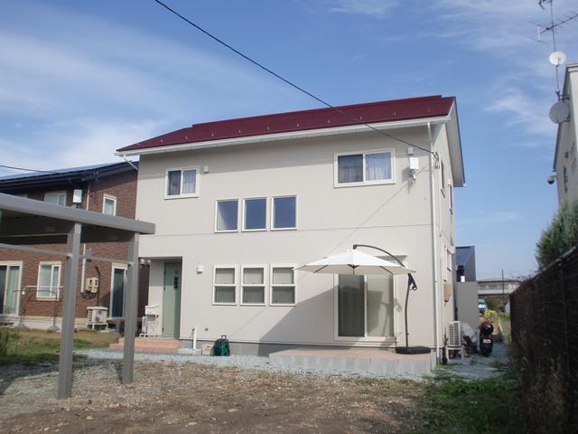赤い屋根の Cutie House / 寒河江市 A様邸:画像