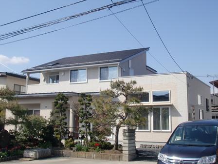 ホームパーティにぴったりなこだわりキッチンのある家 / 山形市K様邸:画像