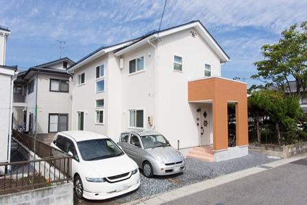 よいいえLimited33A+3T 〜西欧風style〜/山形市F様邸:画像
