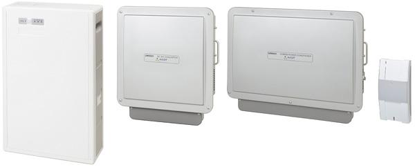 標準仕様/オプション/蓄電池:画像