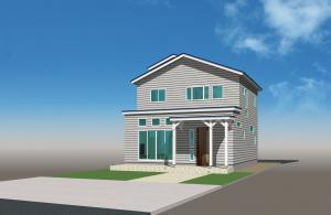 3/6(火)~3/12(月)完成内覧会『カリフォルニアスタイルの家~海を感じさせる家~』