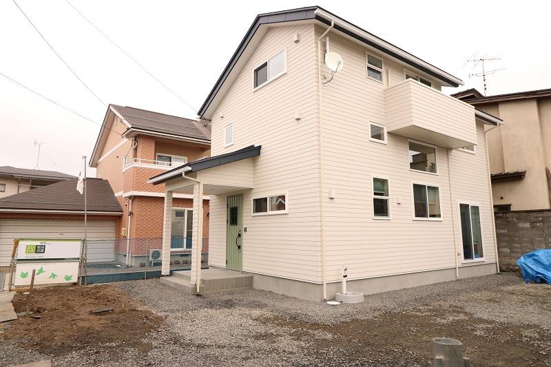 Limited30C~爽やかな青い屋根の家~