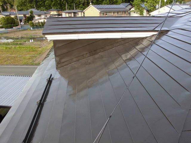 屋根塗替え工事