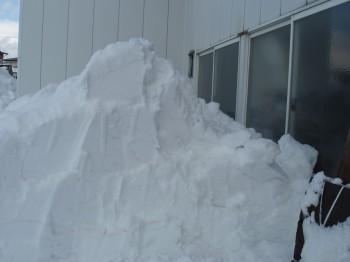 いつまで雪は降り続けるのか