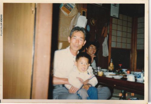 「経営理念・祖父と父親の思い」の画像