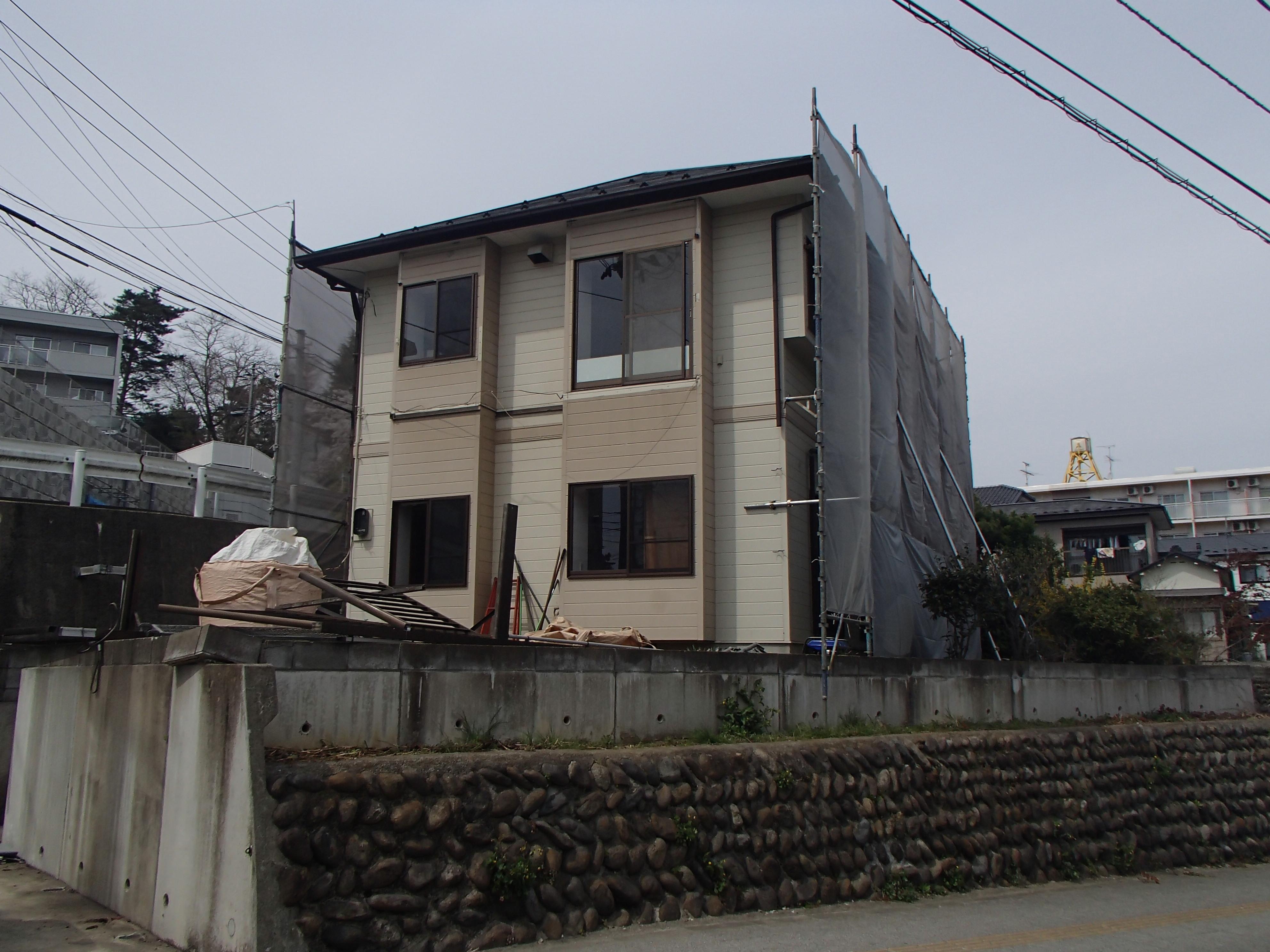 青葉区K様邸解体工事:画像