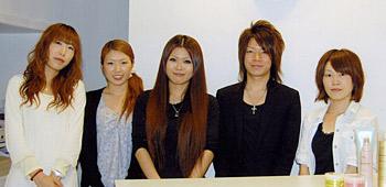 2012/03/02 12:41/こちら師匠のお店Hair. Deco SUGAHARAは