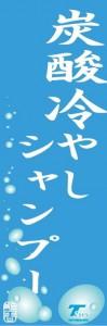 2012/07/05 01:18/★暑い時こそ、やっぱ!炭酸冷やしシャンプーで決まり!★