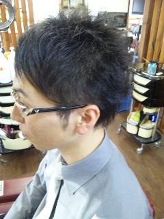 2012/07/28 08:51/本日一人目のお客様
