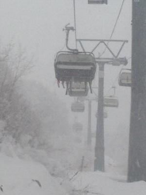 2013/01/16 12:10/ZAOスキー場に行ってきました♪